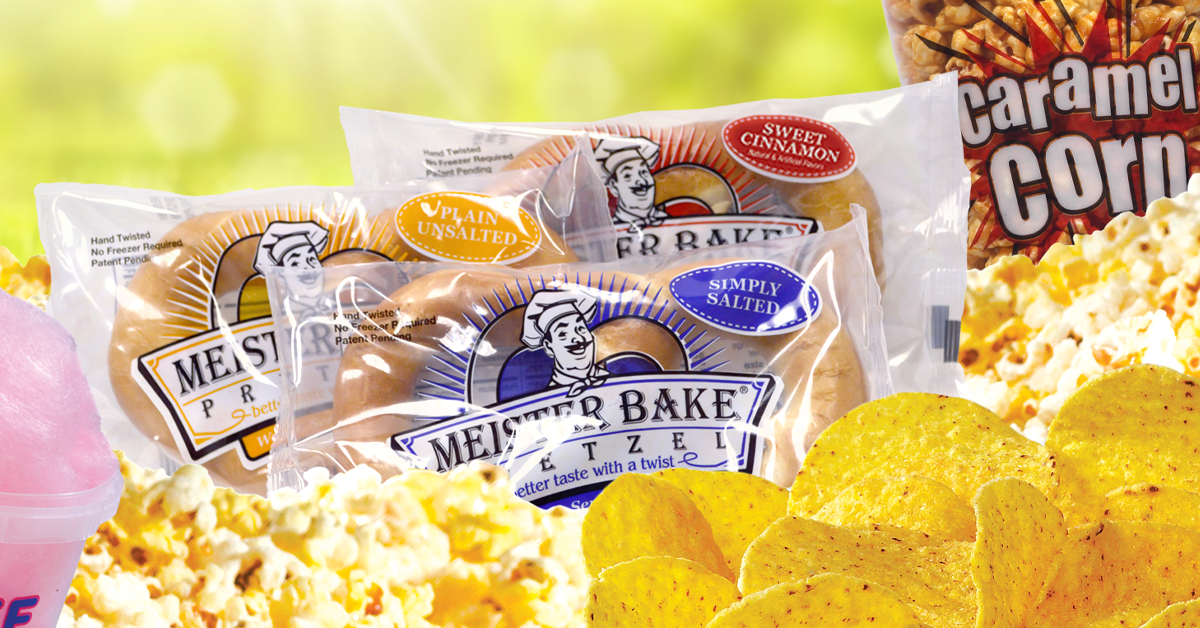 Prepackaged Concession Foods