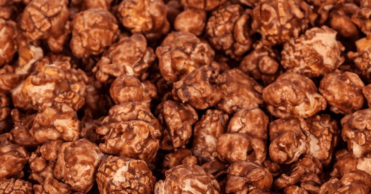 Chocolate Lovers - Salty Chocolate Caramel Popcorn