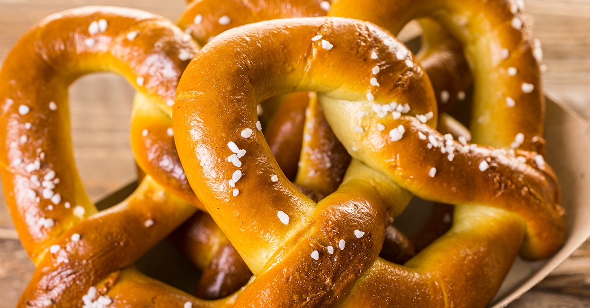 Soft Pretzel Warmers