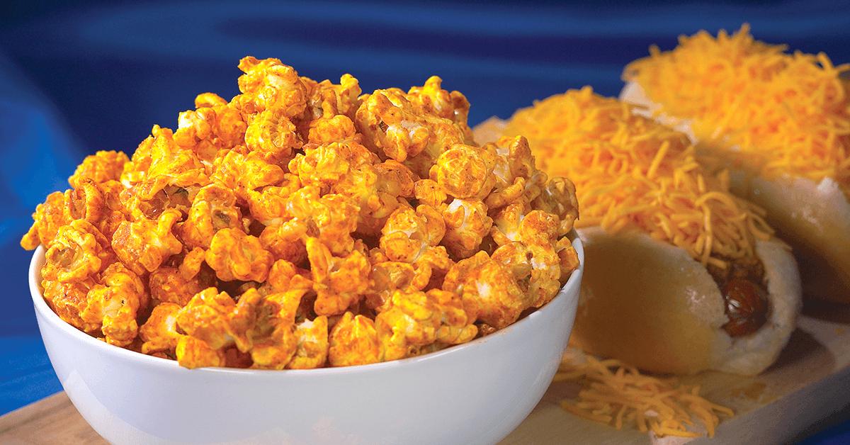 Cincinnati Chili Popcorn