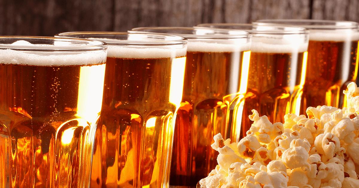 Popcorn & Beer