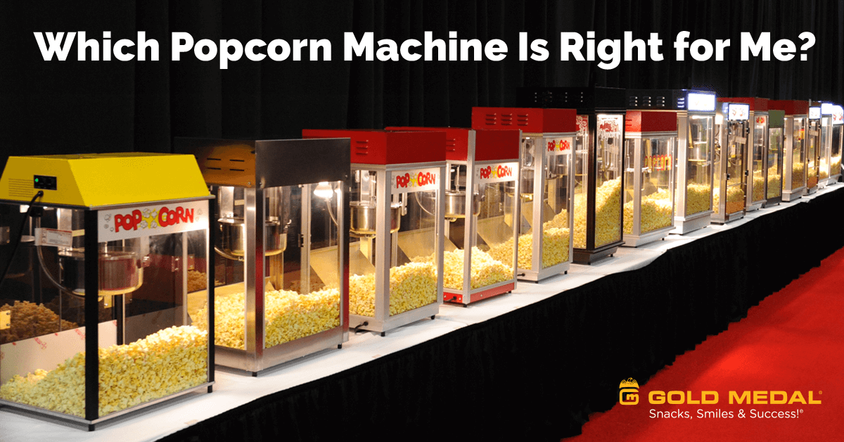 Which Popcorn Popper is Right for Me?