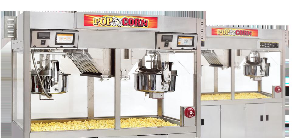 PopClean Elite Series Popper Advanced Controls