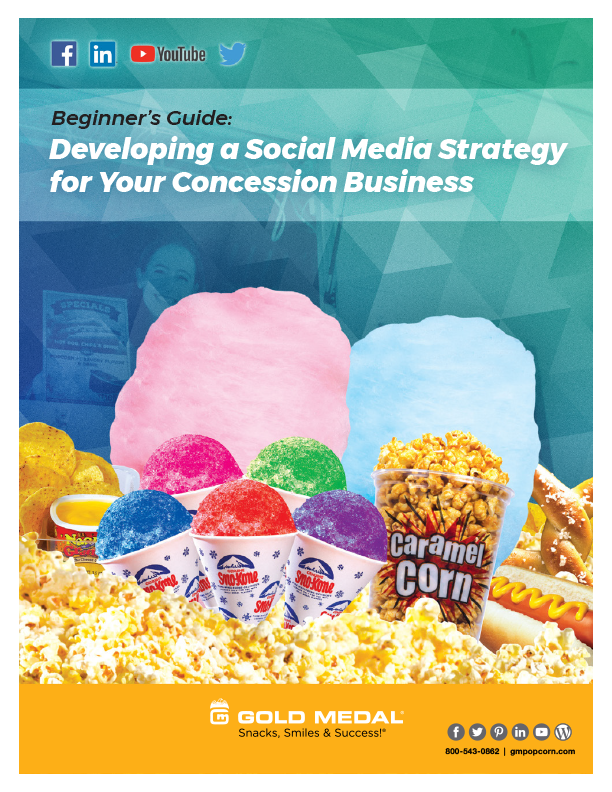 Beginner's Guide: Developing a Social Media Strategy for Your Concession Business