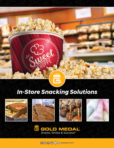 In-Store Snacking Solutions