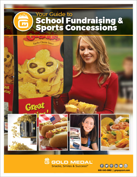 Your Guide to School Fundraising & Sports Concessions