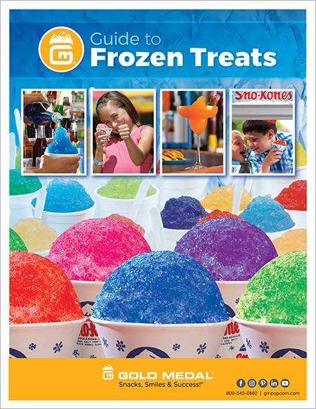 Guide to Frozen Treats