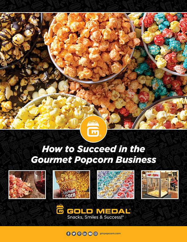 How to Succeed in the Gourmet Popcorn Business