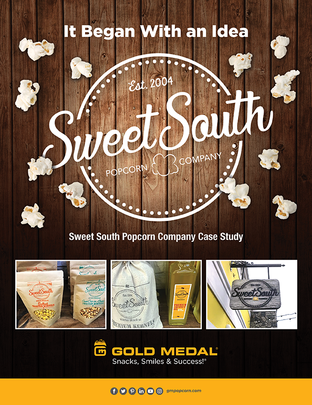 Sweet South Popcorn Company Case Study
