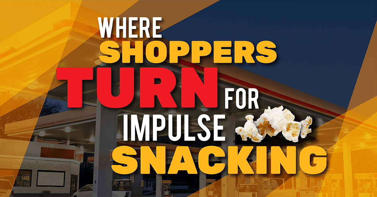 Where Shoppers Turn for Impulse Shoppers