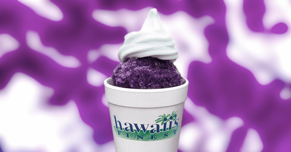 Soft Serve Ice Cream, Shave Ice or Sno Balls