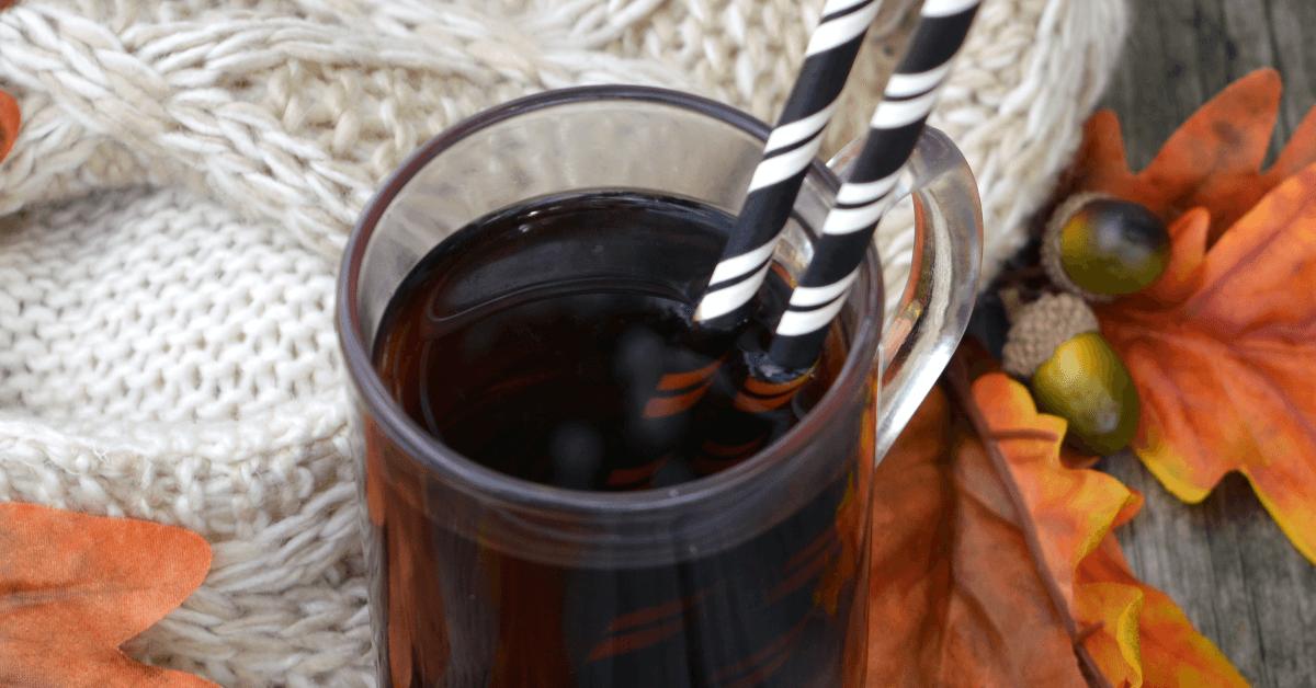 Salted Caramel Apple Cider Recipe