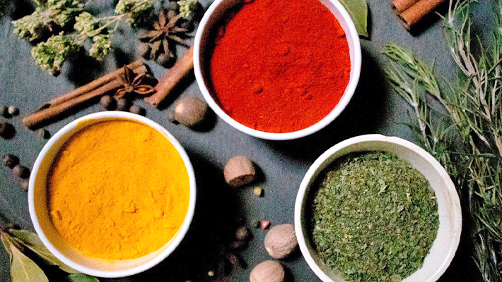Colorful Spice