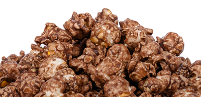 Spicy Hot Chocolate Popcorn