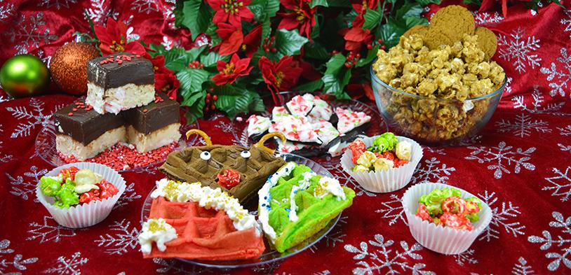 Christmas Themed Food.5 Holiday Menu Ideas To Make Customers Smile This Season
