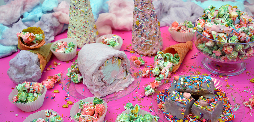 How To Make Unicorn Food Using Gold Medal Concession Supplies