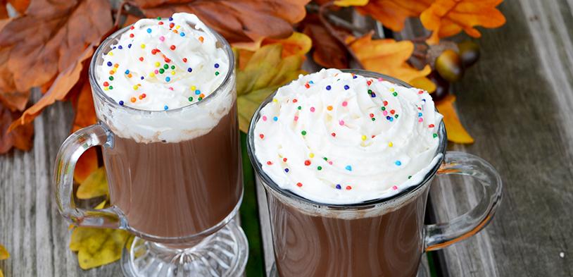 Birthday Cake Hot Chocolate Recipe