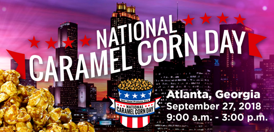 national caramel corn day