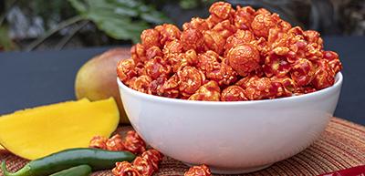 Spicy Mango Popcorn