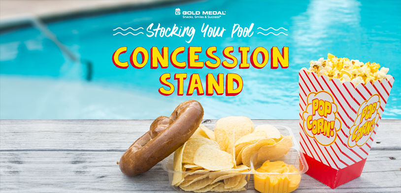 Strategies to Manage Your Pool Snack Bar Inventory