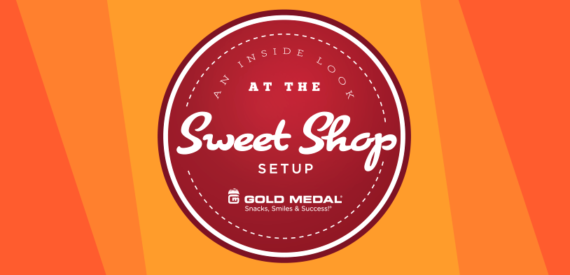 An Inside Look at the Sweet Shop Setup
